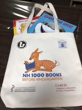 NH 1000 Books Before Kindergarten