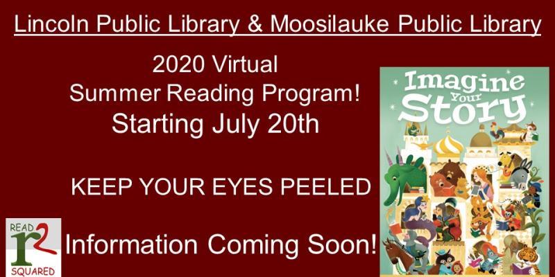 2020 Virtual Summer Reading Program